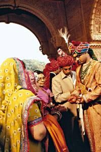 Wechselbad der Gefühle: Hochzeiten werden in Indien mit viel Pomp gefeiert