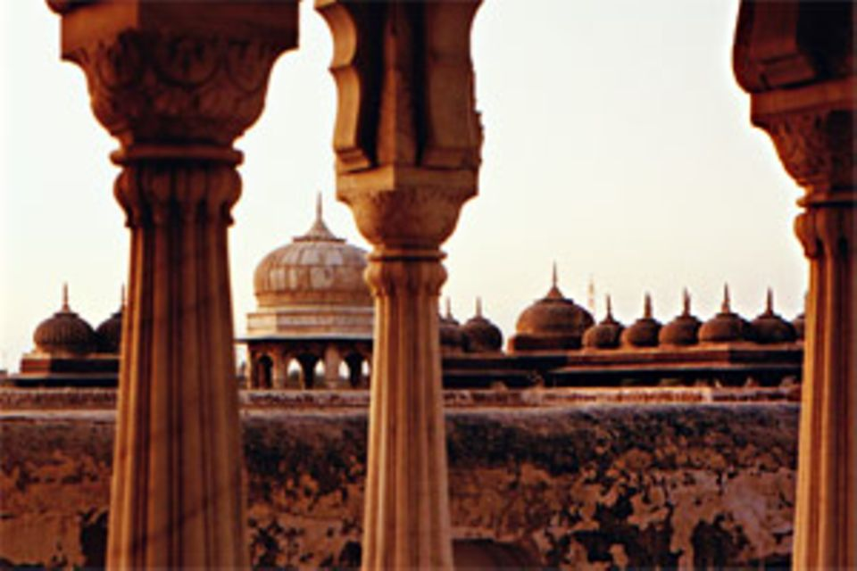 Tradition verpflichtet: Grabmal für einen Maharadscha im Osten von Rajasthan