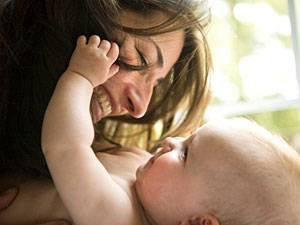 Kinder bekommen: Spätes Babyglück: Mutter mit 40