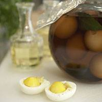 Eierspeisen: Soleier - wie von Oma