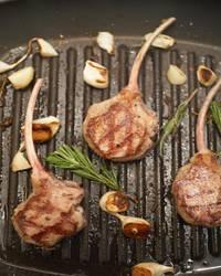 Lammkotelett - schnell und gut