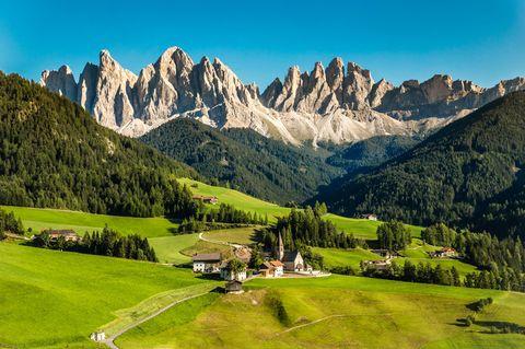 Trentino: Wo die Dolomiten klingen