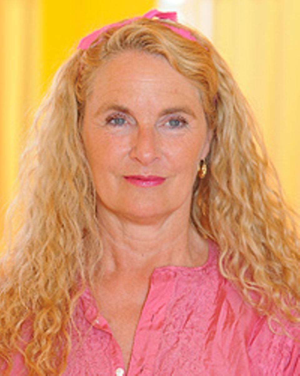 Yoga-Lehrerin Anna Trökes