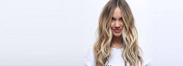 Haare Farben Dieser Trend Aus Hollywood Ist Was Fur Farbe Faule