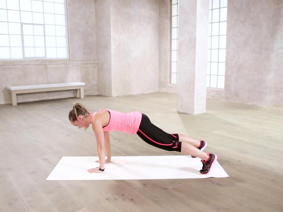 Starke Körpermitte dank Core-Workout