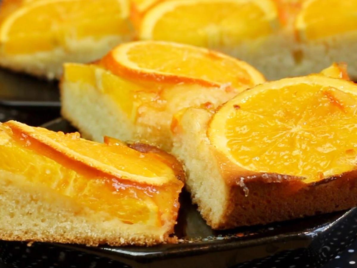 Rezept Aromatischer Orangenkuchen Brigitte De