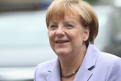 Wir sind ein bisschen stolz: Merkel ist die mächtigste Frau der Welt