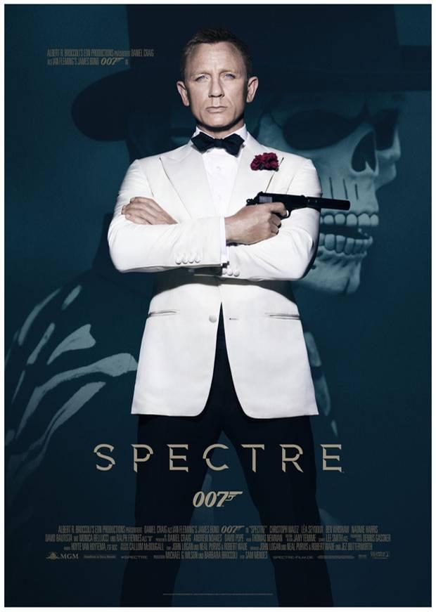 Ab ins Kino!: 5 Gründe, warum ihr den neuen Bond gucken solltet