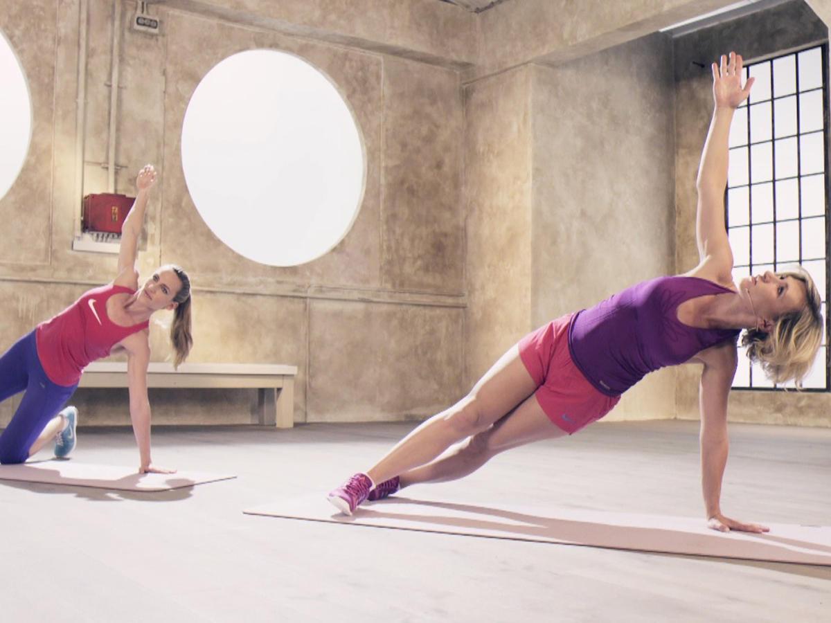 Schnel zur Wunschfigur mit dem Core-Training für Bauch und Rücken