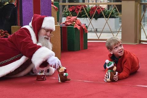 Gestatten: Der tollste Weihnachtsmann der Welt