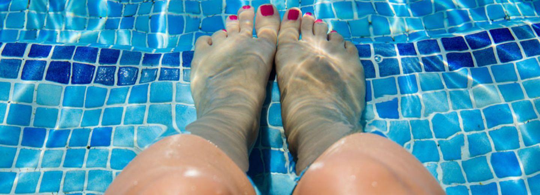 Der heimtückische Fußpilz