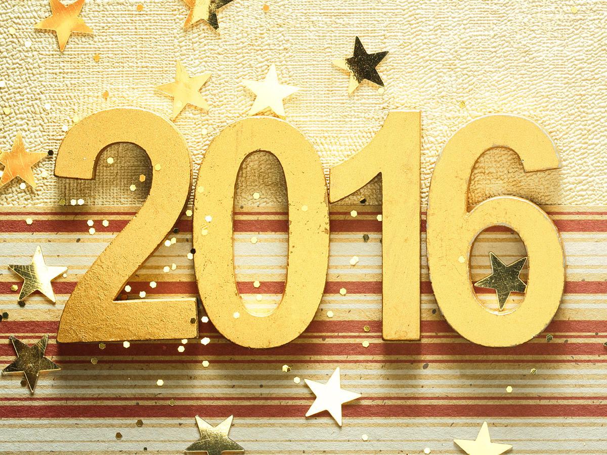 Das große BRIGITTE-Jahreshoroskop 2016