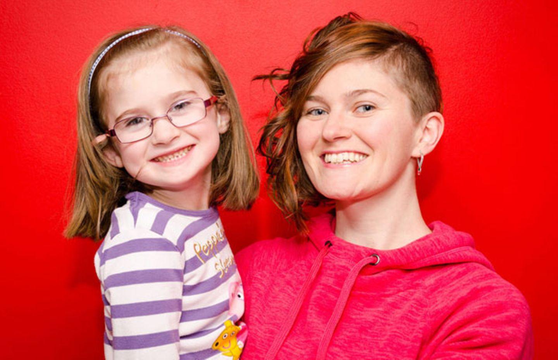 Die Ärzte gaben Chloe 11 Mal auf - doch sie kämpfte sich ins Leben