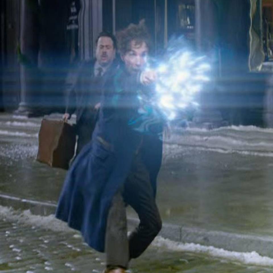 Neues von J.K. Rowling: SO sieht der neueste Potter-Film aus!