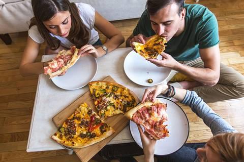 Das sagt die Wahl des Pizzabelags über dich aus