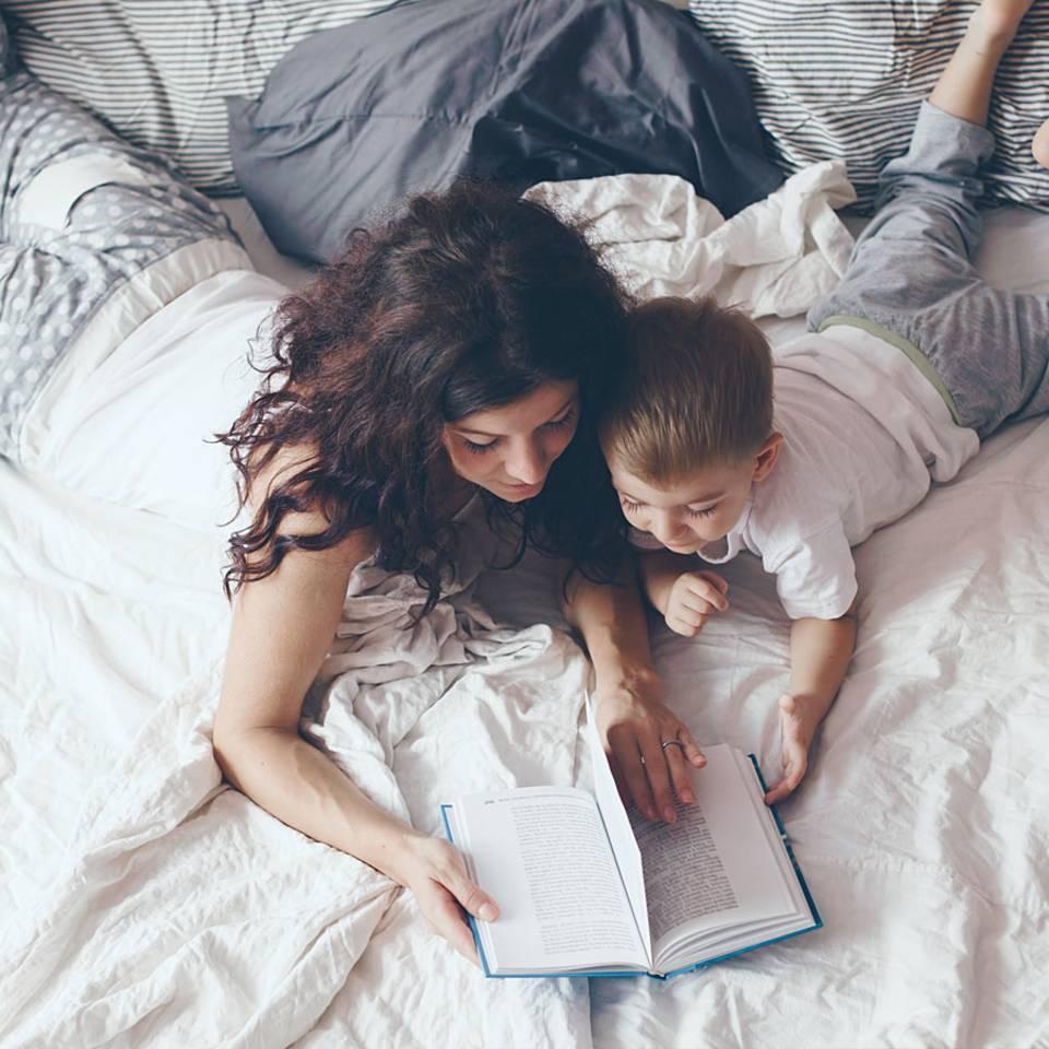Vorlesen macht Kinder fit für die Schule und fürs Leben