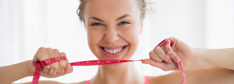 15 Tipps, um dauerhaft Gewicht zu verlieren