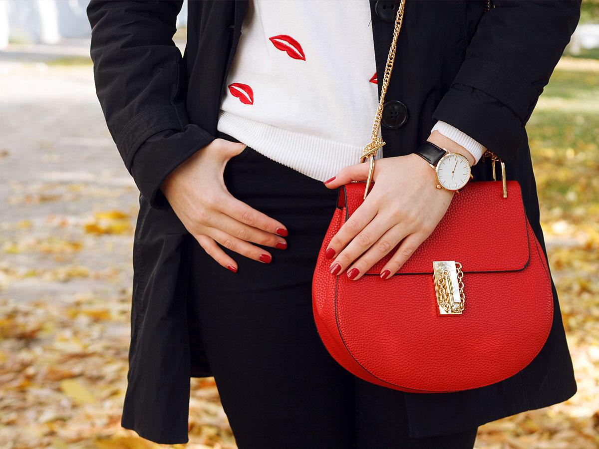 Wie du deine Tasche trägst, sagt eine Menge über dich aus