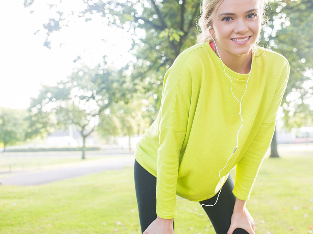 Dein persönliches Fitness-Programm zur BRIGITTE-Diät