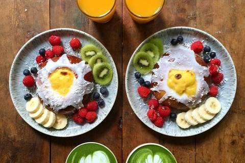 Der süßeste Frühstücks-Liebesbeweis der Welt