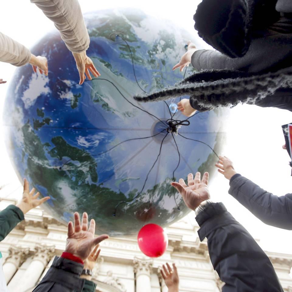 UN-Klimakonferenz: Wie Bill Gates die Erde retten will