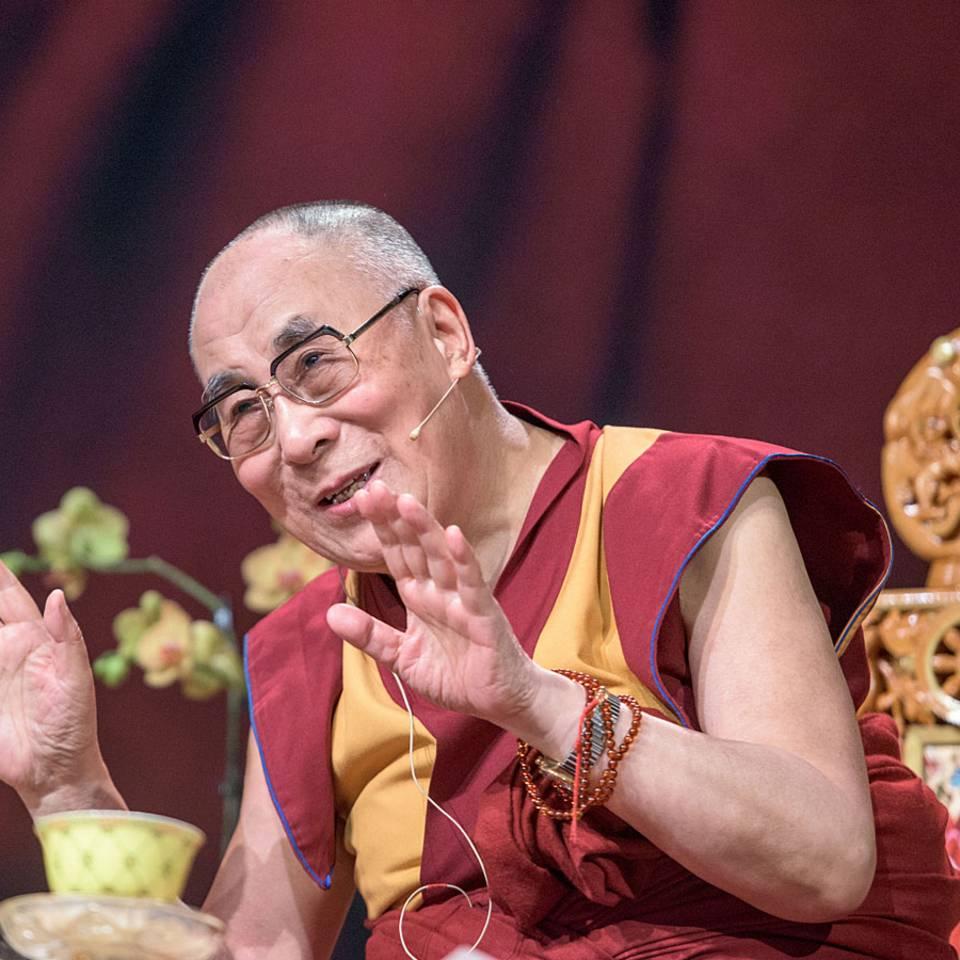"""Dalai Lama: """"Wir können das Problem nicht mit Beten lösen"""""""