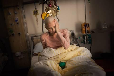 So verbringt die sterbende Dana (34) ihre letzten Tage
