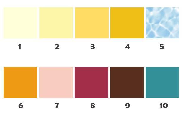farbskala was die farbe deines urins ber deine gesundheit aussagt. Black Bedroom Furniture Sets. Home Design Ideas
