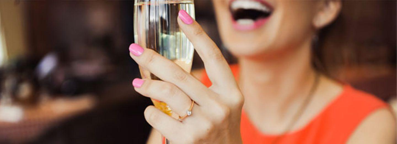 Studie: Champagner ist gut fürs Gedächtnis