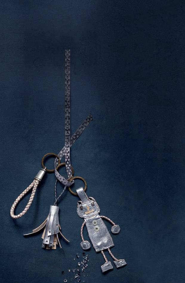 Relativ Anleitung: Schlüsselanhänger selber machen | BRIGITTE.de PR07