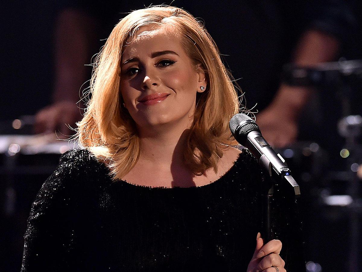 Schnipp-Schnapp: Adele hat einen neuen Look