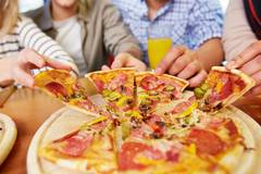 Welche Pizza essen wir am liebsten?