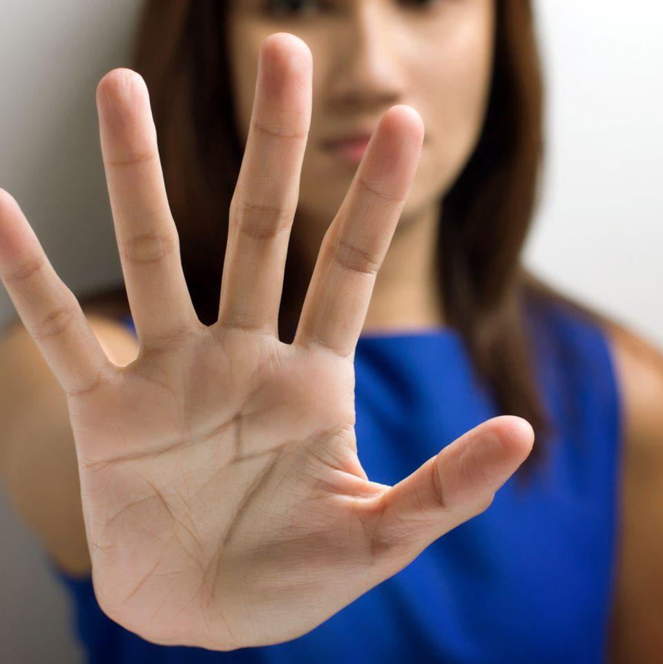 """Hast du ein """"M"""" in der Hand? Dann bist du etwas Besonderes!"""