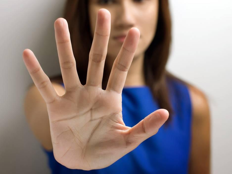 Wenn ihr den Buchstaben M auf eurer Handfläche erkennen könnt, bedeutet das etwas Besonderes