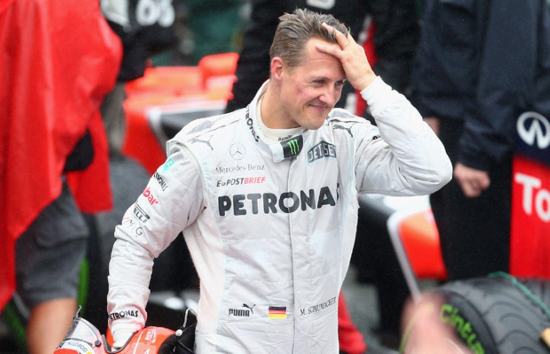So ähnlich sieht Mick seinem Vater Michael Schumacher