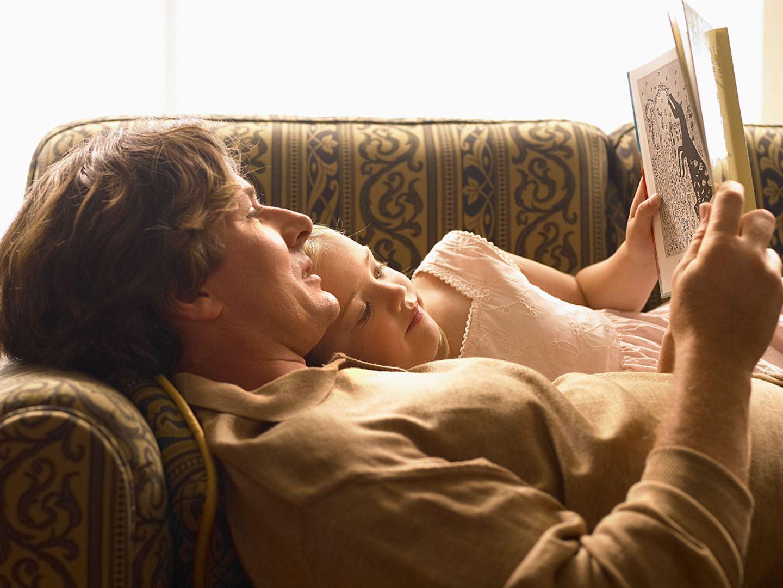 Warum Vorlesen manchmal eine Qual ist - für Eltern