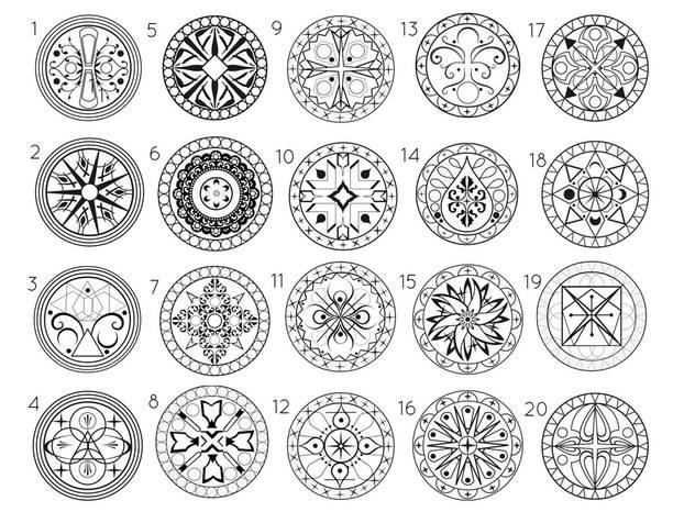 Weisheiten Welches Mandala Spricht Dich An Es Verrät Was Jetzt