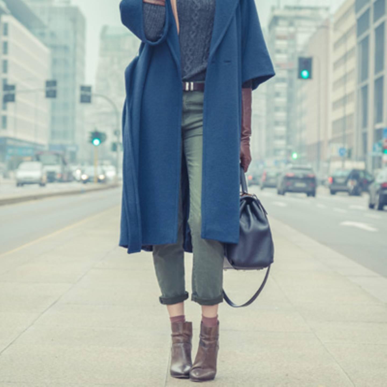 mode: für große frauen: die besten styling-tipps | brigitte.de