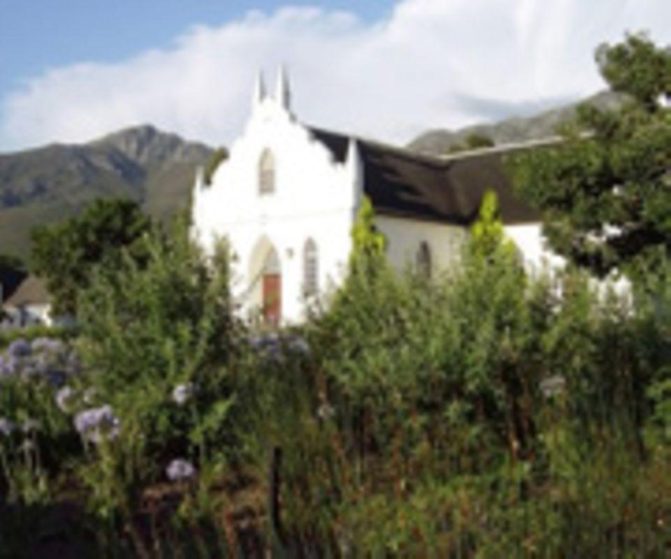 Die Weinrouten am Westkap: Genuss vor historischer Kulisse