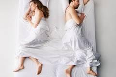 Getrennte Betten: Gemeinsam leben, alleine schlafen