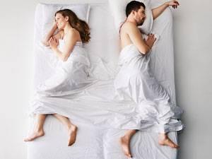 Partnerschaft: Getrennte Betten: Gemeinsam leben, alleine schlafen