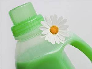 Umweltfreundlich waschen und putzen