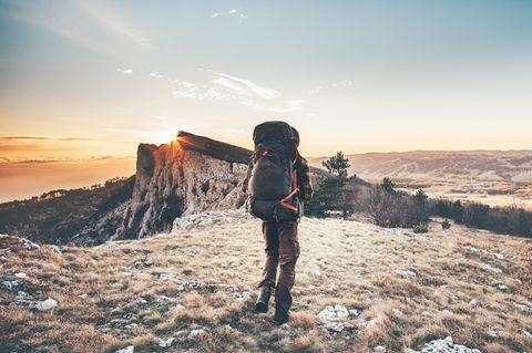 Wandern - praktische Tipps