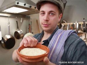 Kochen lernen - mit Fabios Video-Kochschule