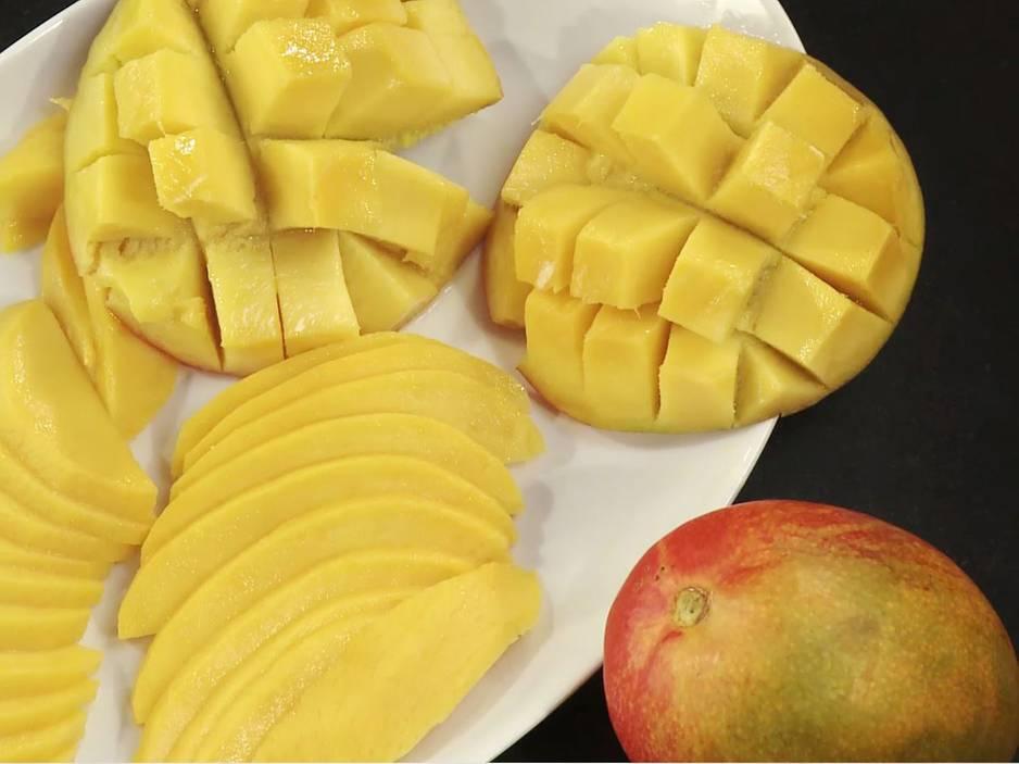 Video-Kochschule: Mango schneiden