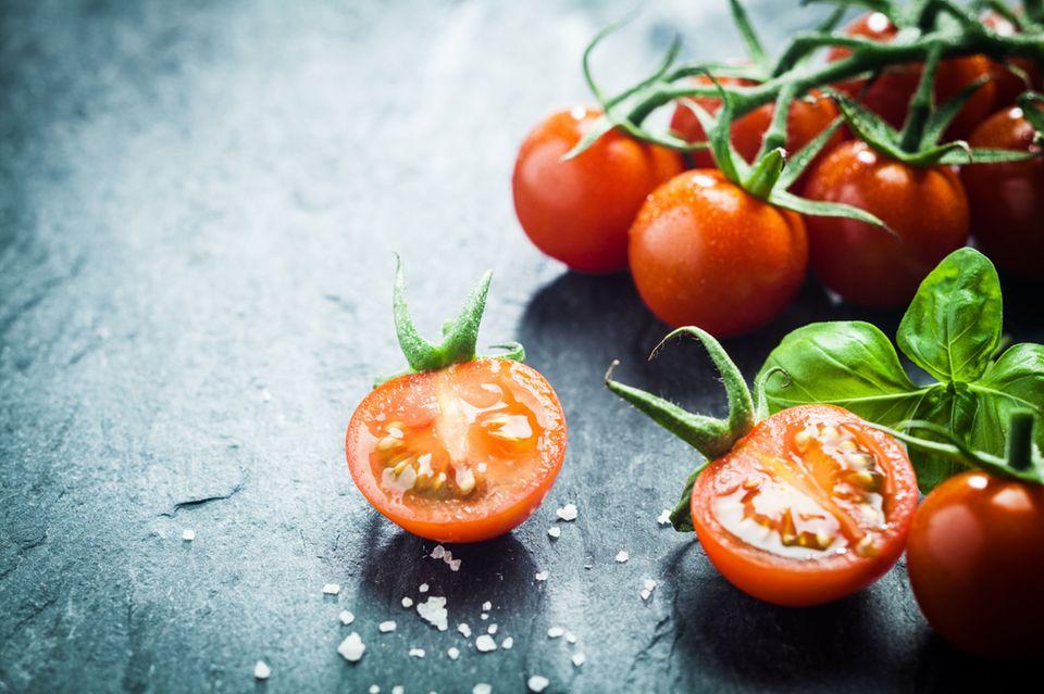 Tomaten-Quiz: Alles über das Sommergemüse