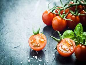Gemüse: Tomaten aufbewahren