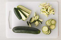 Zucchini zubereiten: So geht's