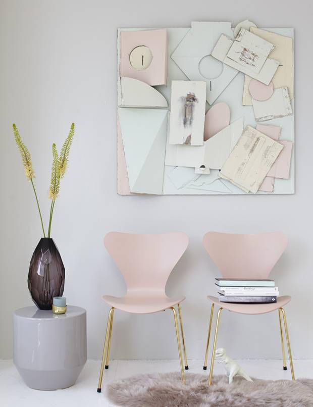 Einrichten Wohnen Mit Pastelltönen Elegant Und Leicht Brigittede