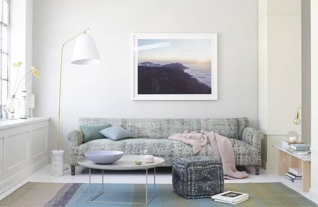 Einrichten: wohnen mit pastelltönen elegant und leicht brigitte.de